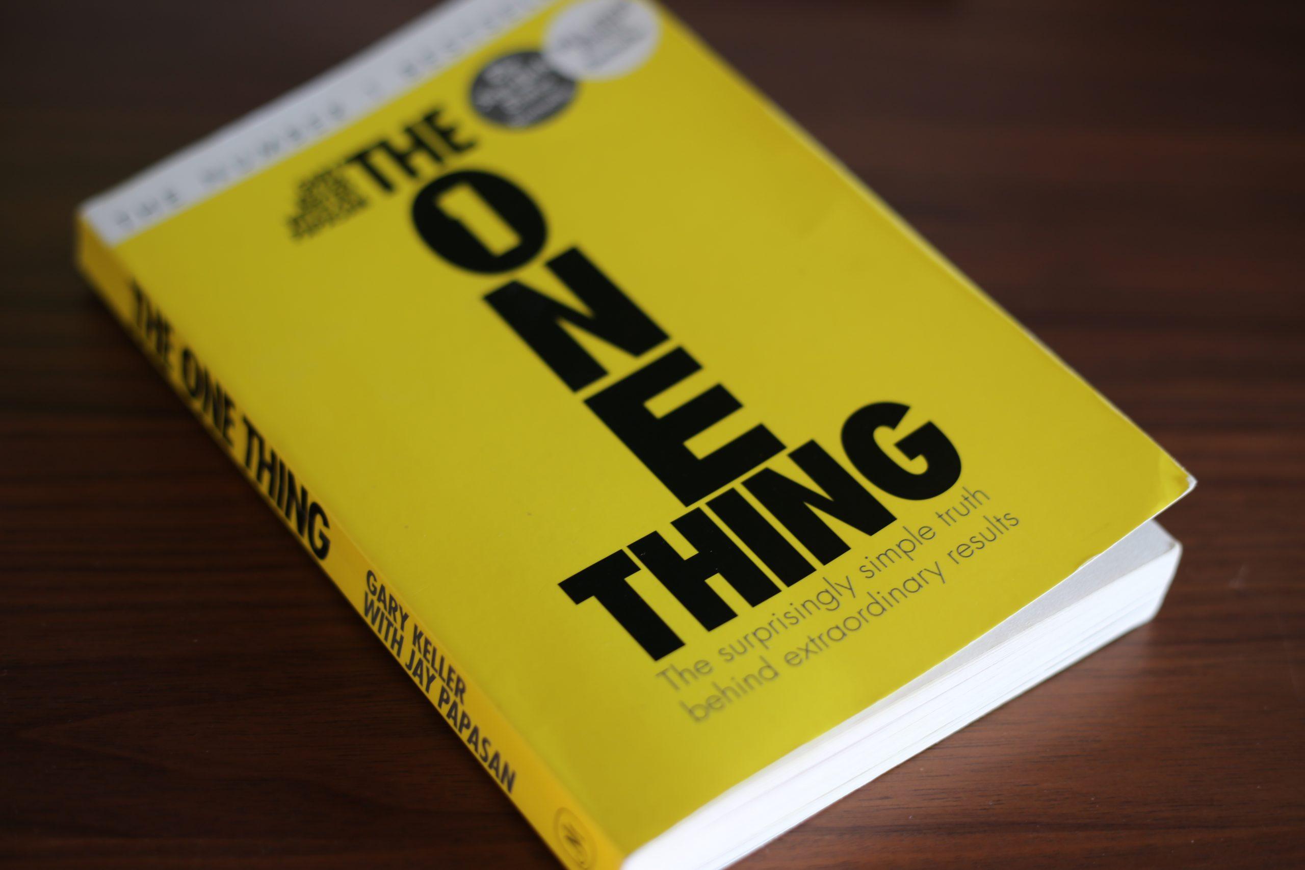 The One Thing – Gary Keller