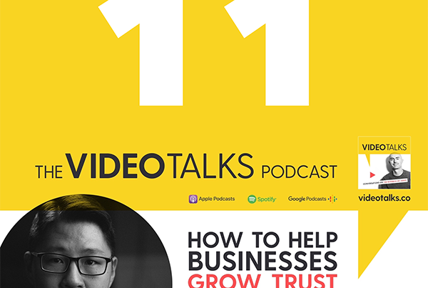 video talks podcast james lee