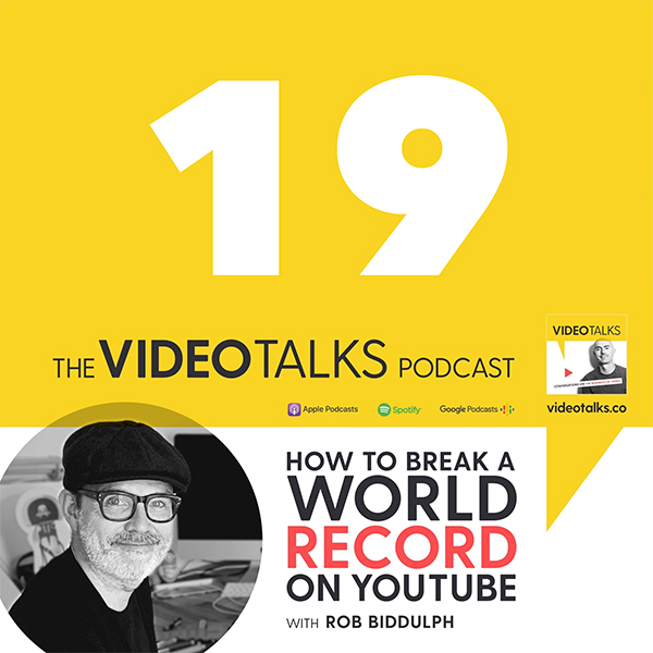 Video Talks Podcast Episode Artwork_Rob Biddulph_Number